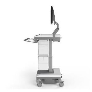 medical carts and wall mounts