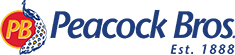 Peacock Bros Healthcare Logo